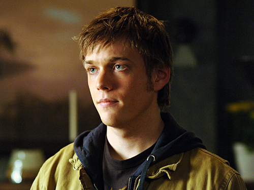 CELEBRITY SPOTLIGHT - JAKE ABEL